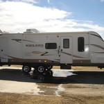 2012 Jayco White Hawk Ultralite Travel Trailer
