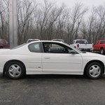 2001 Chevy Monte Carlo SS GREAT SCHOOL CAR