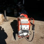 Hot High Pressure Washer