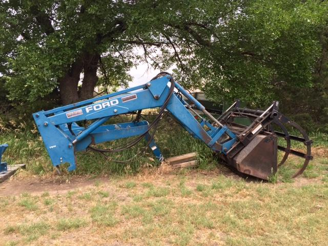 Ford Loader Arms : Ford quick attach loader tct classifieds