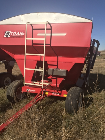 300 Bushel EZ Trail Gravity Wagon