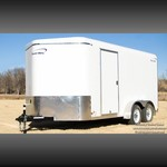 7 x 14 Sharp cargo trailer #71BB1