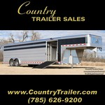 8 x 28 Elite Show Cattle trailer #51B99