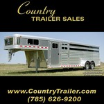 7 x 24 Elite aluminum combo trailer -New-