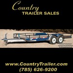 82.5 x 18 Used Titan HD flatbed '94 #61CA4