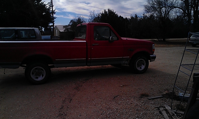 1993 ford f150 pickup for sale nex tech classifieds. Black Bedroom Furniture Sets. Home Design Ideas