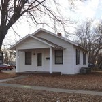 Cute Bungalow! - 407 Fort Street, Hays, KS