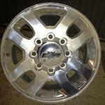 2011 Chevy Rims