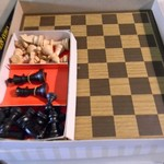 CHESS GAME - REDUCED