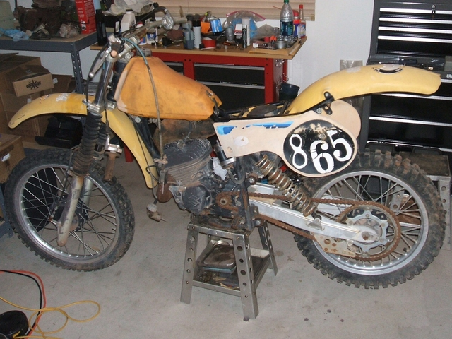 Wanted 79 87 Rm 125 Motor And Other Parts Nex Tech