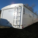 2012 Maurer 42' Grain Trailer