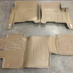 Sure fit floor mats ford 05 ext cab p/u