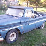 64 Chevy 3/4 ton Truck