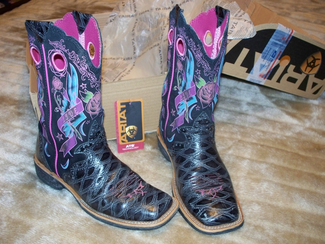 Ariat Rodeo Baby Boots - Nex-Tech Classifieds