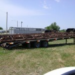 32' Trailer with or without Bale Rack
