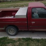 1992 Nissan truck / sell or trade
