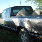GMC truck 1992 or trade