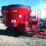FEED WAGON--600 Cubic ft.