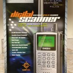 Digital police scanner