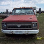 1982 Chevy 1 Ton Dually Runs Good Drives
