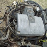 88 Ford 5.0 Motor and Transmission