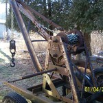 Wanted: Hand Crank Wrecker Boom