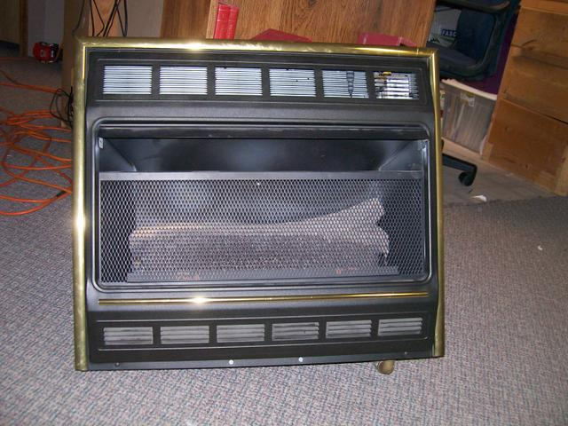Fireplace Heater Propane Radiant Flame Ventless Heater Nex Tech Classifieds