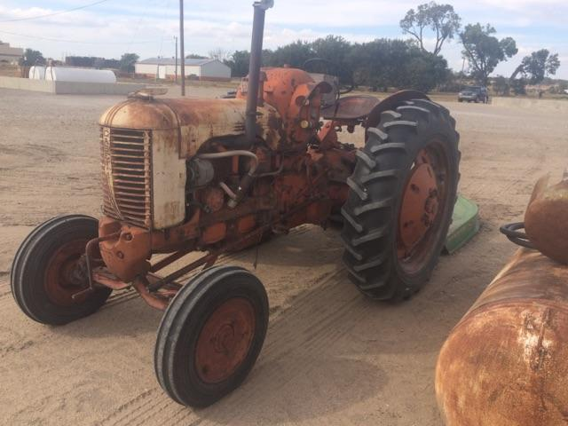 1952 Case Dc Tractor : Case dc tractor discoverstuff