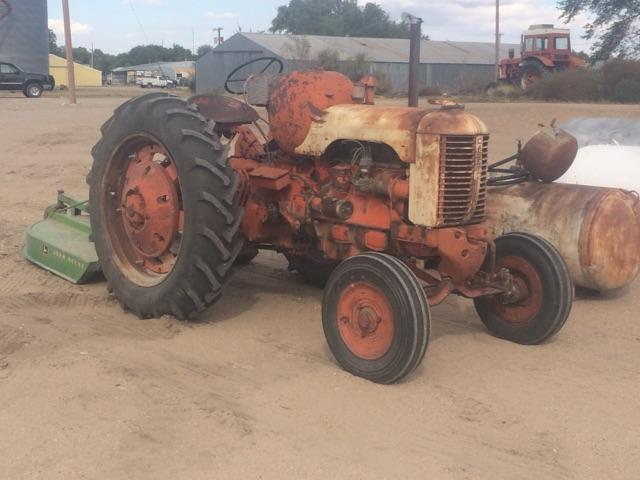 1952 Case Dc Tractor : Case dc tractor nex tech classifieds