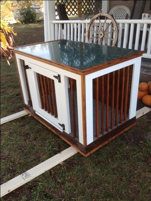 Dog Kennel Indoor Custom Built Nex Tech Classifieds