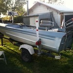 16 ft fishing boat