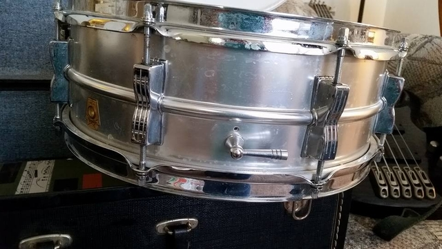 Ludwig snare drum 60s model
