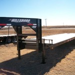 Hillsboro 700 series trailers.
