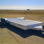 New 2014 Featherlite car hauler  Model 3110