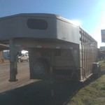Check this out. 2003 Titan Livestock Trailer