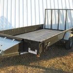 Used Rice Stealth Utility Trailer