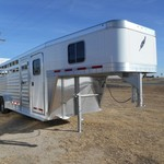 2015 Featherlite Model 8413 Stock Combo