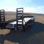 2015 Rice  Stealth Max 20ft Trailer