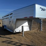 2015 Hillsboro Endura Stock Trailer  7x20 ft