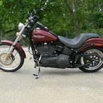 2008 Harley-Davidson Night Train, 3,210mi.