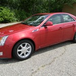 2008 Cadillac CTS Navigation Local Trade 42,800 Miles