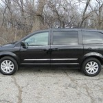 2014 Chrysler Town & Country Touring, 39,201 miles