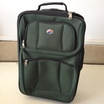 American Tourister Suitcase & Duffle Bag