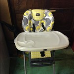 REDUCED! Chicco high chair
