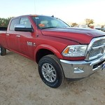 2014 DODGE 3500 BRAND NEW TRUCK SRW 4-DOOR LONG BED 4X4