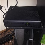 Xbox 360 250GB with Kinect and many games