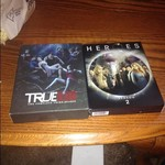 Heroes Season 2 and True Blood Season 3
