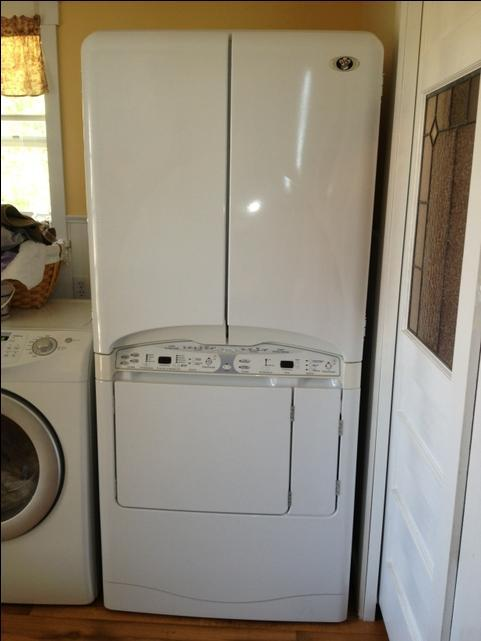Maytag neptune dryer with drying cabinet nex tech for Drying cabinet for clothes
