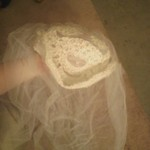 Beautiful Cowboy Hat Wedding Veil