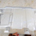Skid Plate for a Ford Raptor